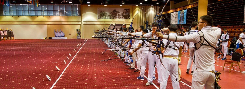 Чемпионат по стрельбе из лука