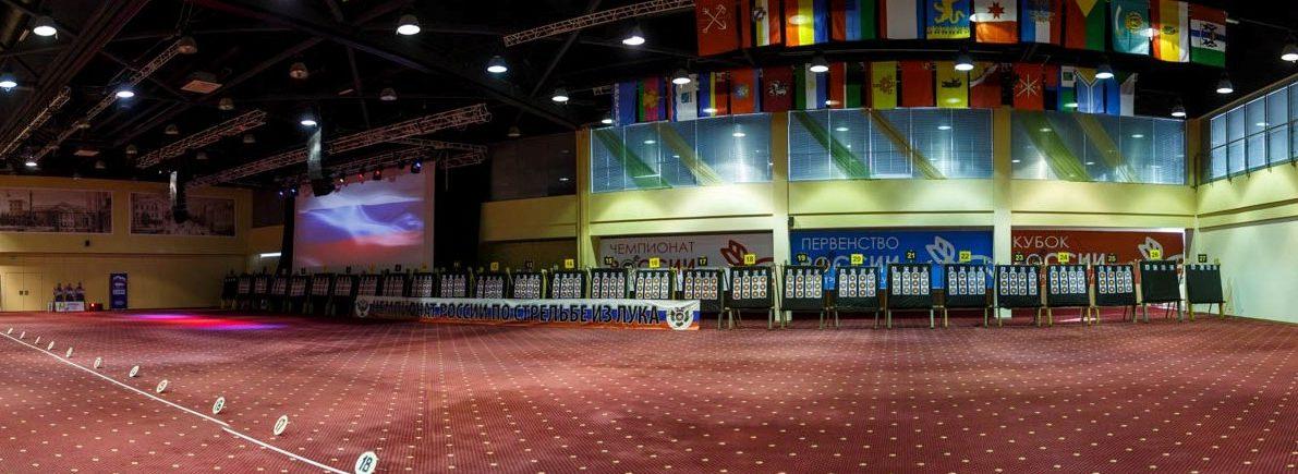 Площадки трансформируются с учетом требований конкретного вида спорта