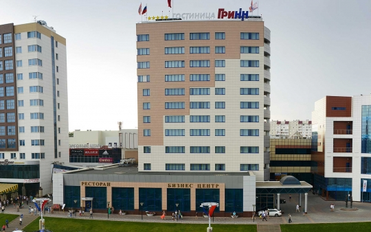 Бизнес-центр в Орле