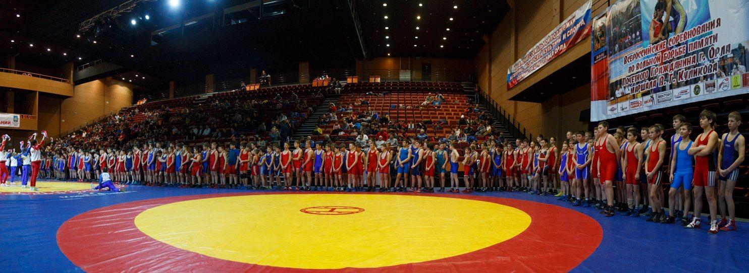 ГРИНН Центр - до 2000 участников соревнований одновременно